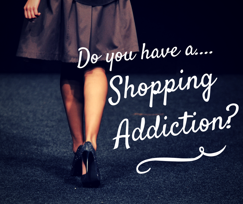 Shopping Addiction Logo
